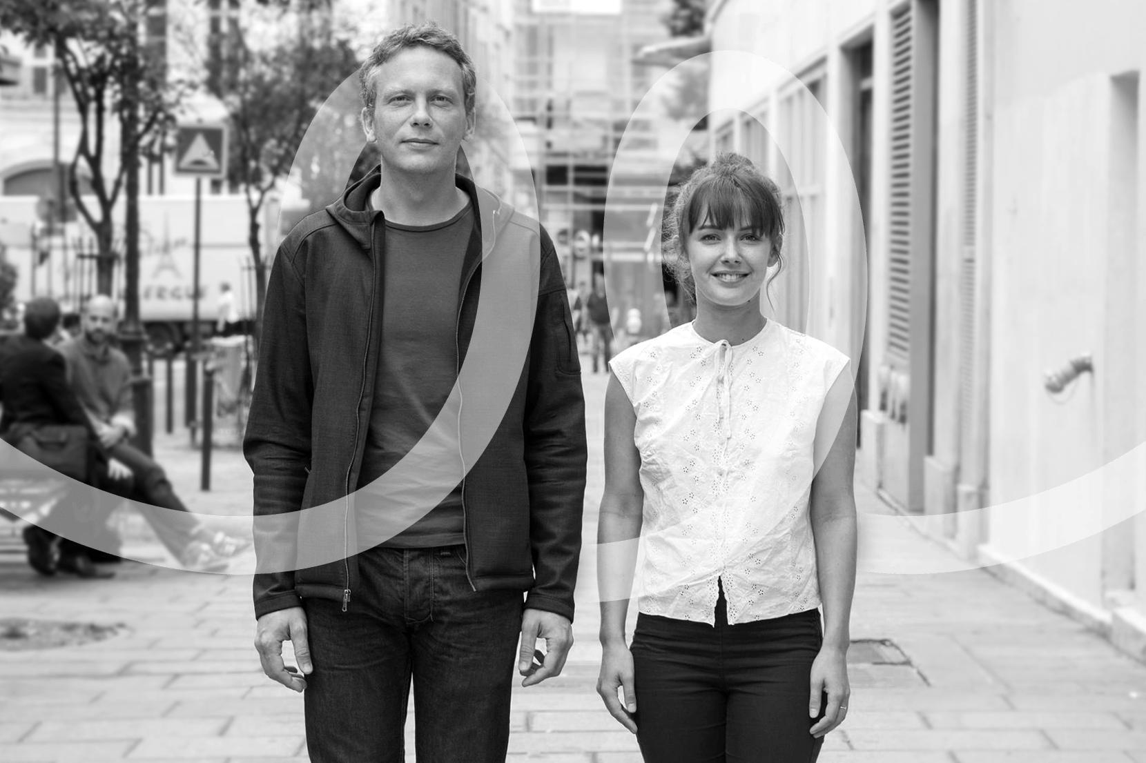 Sébastien Laading & Marie Lemaistre